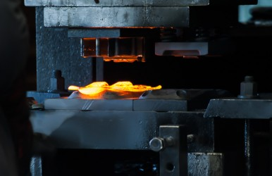 Specialists in hot forging of metals
